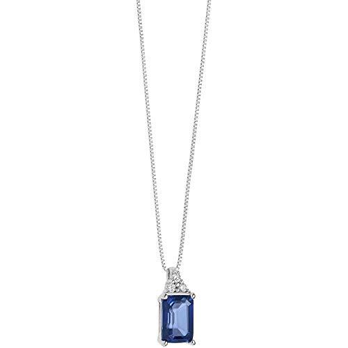 1440 Farbe Licht (Halskette Damenschmuck Comete Storia elegantes Licht Code GLB 1440)