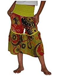 Aller Simplement Kids - Elástico en la cintura los pantalones EN06V