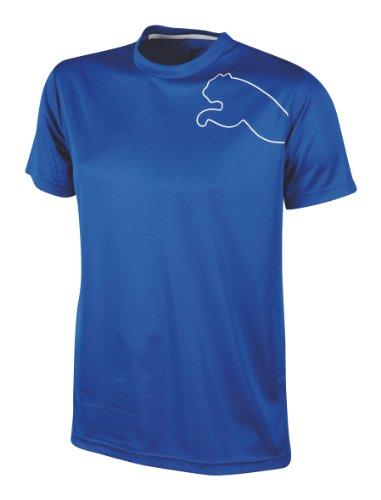 PUMA Herren T-Shirt Multi Poly Cat surf the web