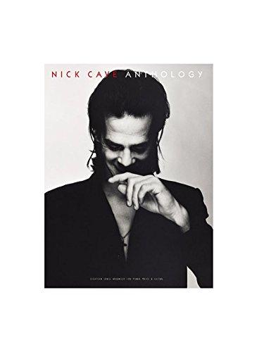 Nick Cave Anthology. Partitions pour Piano, Chant et Guitare(Boîtes d'Accord)