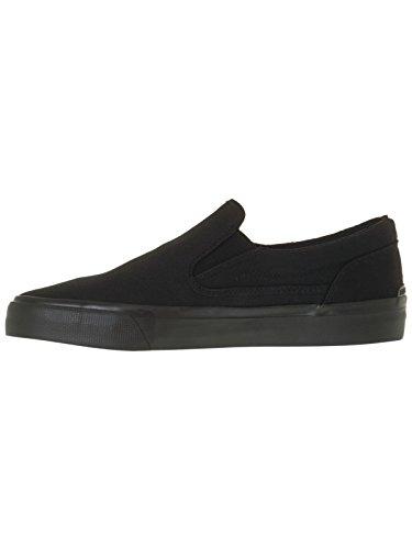 Dc Trase Slip-On T M Shoe Bkw, Mocassini da Uomo Noir - Black 3