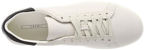 ESPRIT Damen Elda Lace Up Sneaker Grau (pastel Grey)