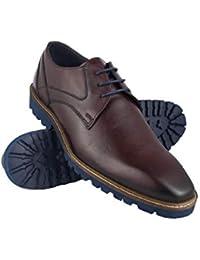 Amazon.it  scarpe eleganti uomo - Viola   Scarpe stringate basse ... 51e0287c01f