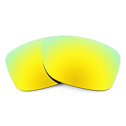 Revant Revant Ersatzlinsen für Oakley Jupiter Factory Lite Bolt Gold MirrorShield®