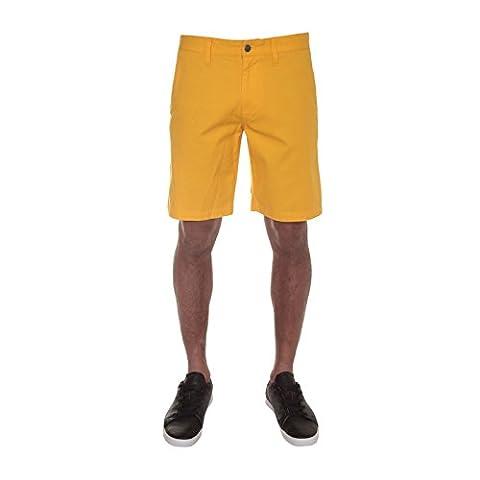 Short Volcom Frickin Tight Chino - Blazing Yellow