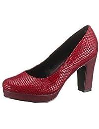 Arizona Pumps - Zapatos de vestir de material sintético para mujer