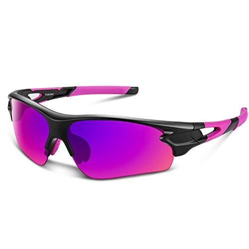 ff74678990 Gafas de Sol Polarizadas - Bea·CooL Gafas de Sol Deportivas Unisex  Protección UV con