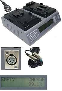 Chargeur de Batterie Camescope pour SONY DSR-250P