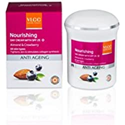 VLCC Anti Aging Day Cream SPF-25, 50g