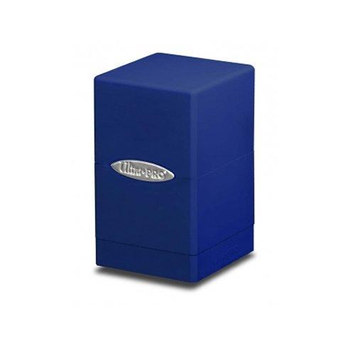 Preisvergleich Produktbild Ultra Pro 84175 - Satin Tower Deckbox, blau