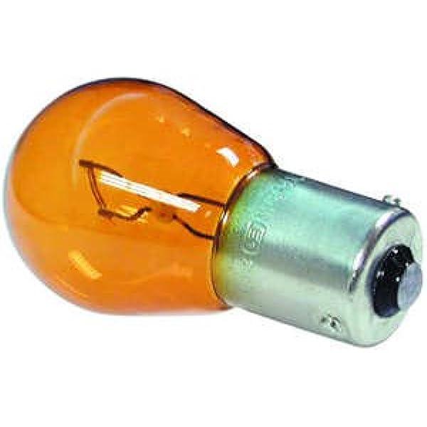 REPLACEMENT CAPLESS STOP TAIL LIGHT CAR BULBS 12 VOLT 21//5 WATT 380C X10 BULBS