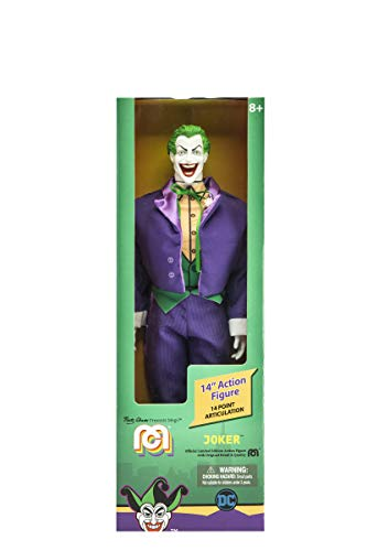 Batman Mego DC New 52 The Joker 14 Inch Action Figure