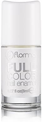 Flormar Nail Enamel - FC01 Over The Alps