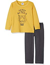 Petit Bateau Tigro, Conjuntos de Pijama para Niños
