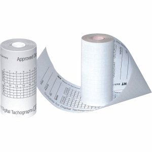 RNK 3104HAUG rollos papel térmico digital tachographen-Economy