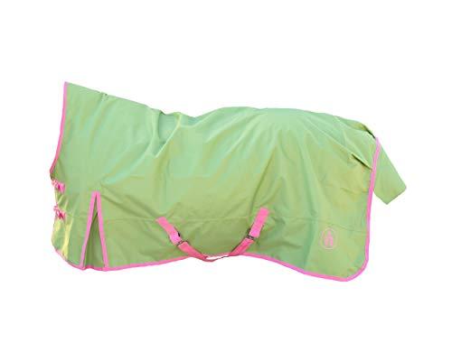 indira Regendecke pro Ripstop 1200d Wasserdicht high-Neck (155 cm, Grün 01 - Pink 01)