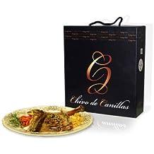 Chivo de Canillas - Estuche Gourmet con medio chivo lechal asado al horno de leña de