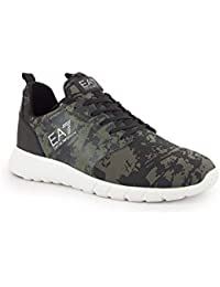 Amazon.co.uk: Emporio Armani - Trainers / Men's Shoes
