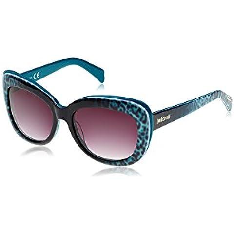 Just Cavalli Gafas de Sol Jc681S (55 mm) Turquesa / Negro