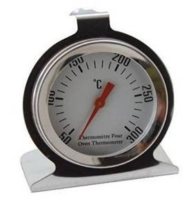 1^ 300Degrees Thermometer for Oven Grill Univerasal