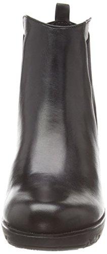 Tamaris 25341 Damen Kurzschaft Stiefel Schwarz (Black 001)