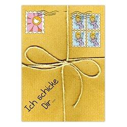 sheepworld-blinies-ich-schicke-dir-folding-card-with-envelope