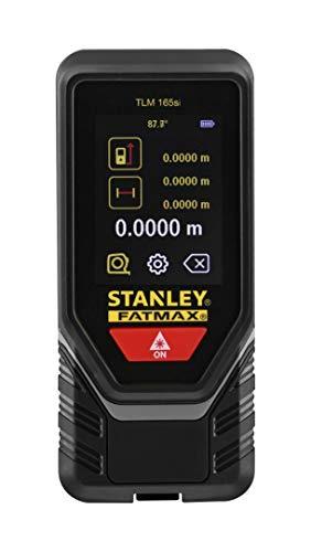Stanley STHT1-77142 Misuratore Laser TLM 165si, 1.5 V