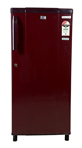 Videocon 190 L 3 Star Direct-cool Single Door Refrigerator (vae203, Burgundy Red)