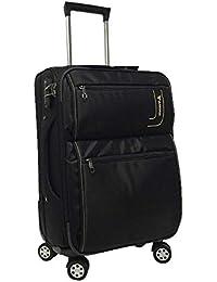 06be51b10 Roll Maleta ligero resistente al agua ampliable para equipaje de mano Beibye  maletas equipaje de cabina con…