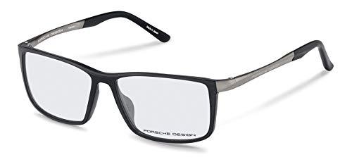 Porsche Design Titanium Brille P8328 A schwarz 56-14 Herren
