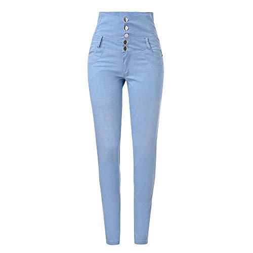 JiaMeng Moda Estivo Donna Fashion Tinta Unita Pantaloncini Sexy Incrociato Bendare Shorts