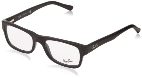 ray-ban-optical-mens-rx5268-matte-black-black-frame-plastic-eyeglasses-48mm