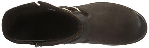 Caprice 25354, Bottes Classiques Femme Marron (Dk Brown Comb 328)