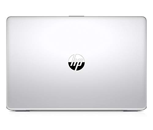 HP 15 BS663TU 2018 15.6-inch Laptop (7th Gen i3-7020U/4GB/1TB/Windows 10 Home/Integrated Graphics), Natural Silver