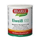 EIWEISS Himbeer Quark Megama 750 Gramm
