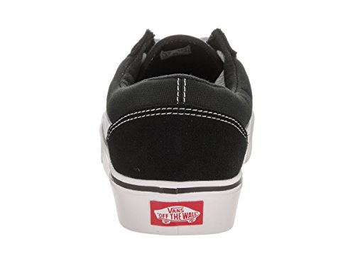 Vans Ua Old Skool Lite, Sneakers Basses Mixte Adulte, (Canvas) Black/Black Noir