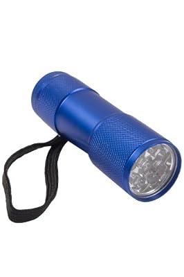 Mountain Warehouse Lustige Geschenk-Taschenlampe mit 9 LEDs