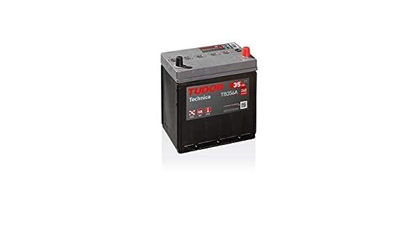 240 A batteria Technica Tudor TB356A 12 V 35 Ah Tudor