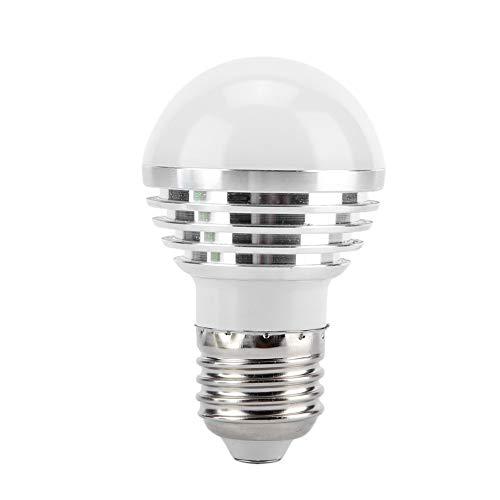 Furnoor Intelligente Wi-Fi-Lampe AC85V-265V E27/E14/GU10/GU5.3/B22 6W RGB + CW LED-Licht Smartphone-gesteuerte Wi-Fi-Intelligente Lampe Hohe Qualität(E27)