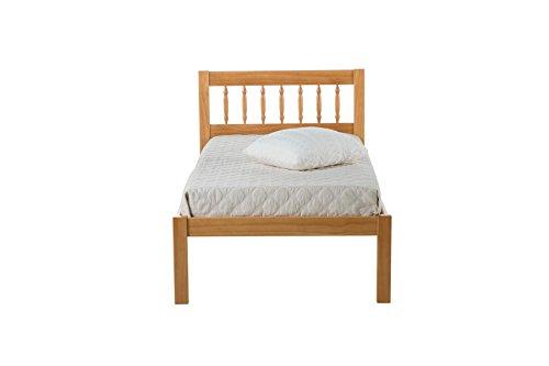 Birlea Santos Bed - Solid Pine, Oak, Single