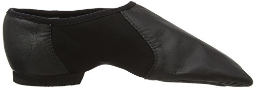 Bloch Neo-Flex Slip On, Scarpe Danza Moderna e Jazz Donna Nero (Black)