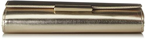 ESPRIT Damen 028ea1o014 Clutch, 3x13x22 cm Gold (Gold)