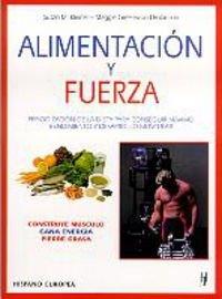 Alimentación y fuerza por Susan M Kleiner