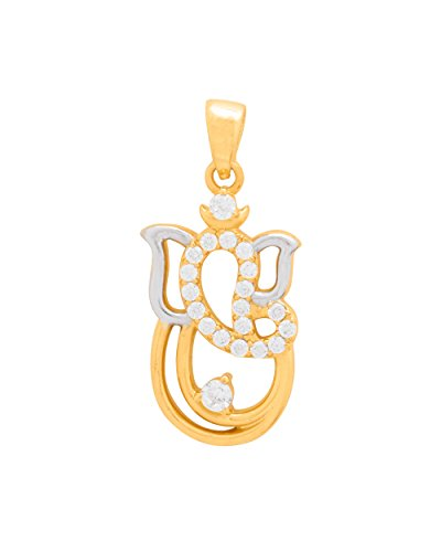 Voylla Spiritual Saga Designer Ganesha Pendant