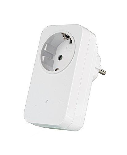 Preisvergleich Produktbild Trust Smart Home Funk-Steckdosenschalter AC-3500 - 3500 W, weiß, 71008