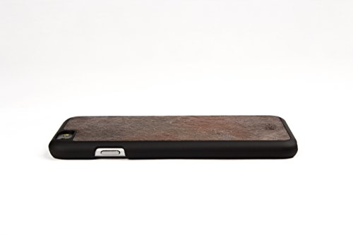WoodWe Natural Stone Protective Handmade Case / Cover | For Iphone 6 / 6s | Authentic & Stylish | Ethically Sourced | BURNING FOREST Arkobalento Calore