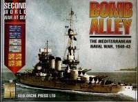 Second World War At Sea Bomb Alley by Avalanche Press Ltd (English Manual)