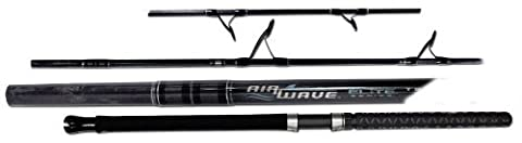 Tsunami AirWave 6' 6 Braid Select Casting Rod - Extra Heavy Action by Tsunami