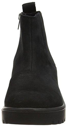 Kickers Kickmando Werker Nubk Af Black, Bottes Classiques femme Noir - Noir
