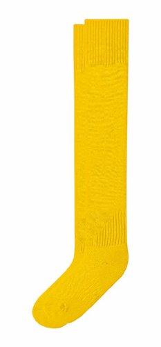 Erima Stutzenstrumpf, Gelb, Gr. 33-36 (Herstellergröße: 1)
